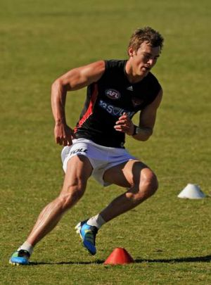 New job: Brent Prismall has secured an off-field role with the Western Bulldogs.