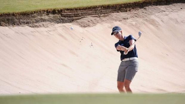 Karrie Webb says she is in fine form despite going through 2012 winless.