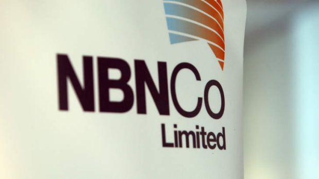 The National Broadband Company Limited logo.