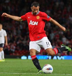 Age no barrier: Ryan Giggs.