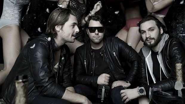 World music ... Swedish House Mafia.