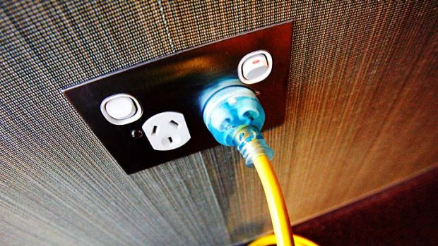 About 40 per cent of Victoria's households have a standby power controller installed.