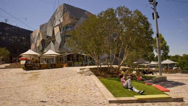 Past and current projects include Federation Square, the Melbourne Market redevelopment, and the Melbourne Convention Centre.
