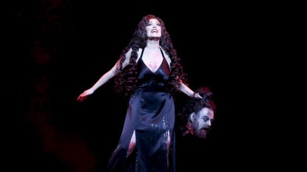 Cheryl Barker as Salome.
