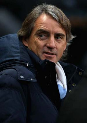 Another nerve-wracking win for Roberto Mancini.