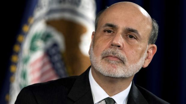 'All of a sudden Bernanke's comments have thrown out the old play book.'