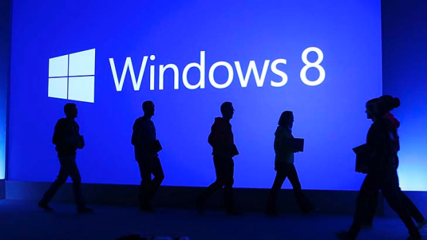 """""""There was not a huge spark in the market"""" ... Windows 8."""