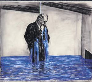 William Kentridge, <i>Drawing for Stereoscope</i> 1998 - 1999.
