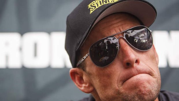 Lance Armstrong has been silent since being stripped of his Tour de France titles for doping.