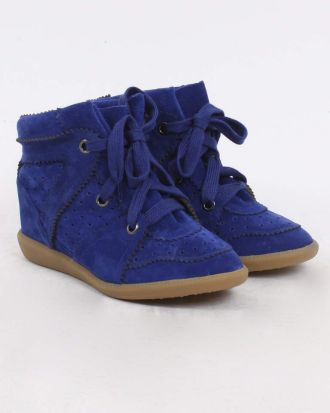 Fashion: Isabel Marant wedge sneakers sold for upwards of $600.