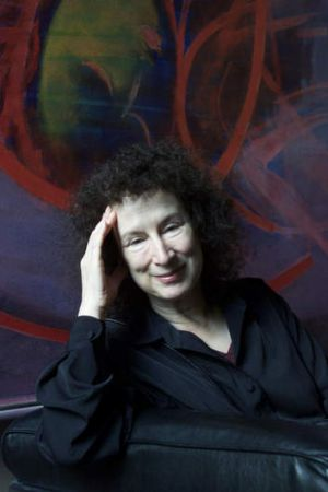Three's company ... Margaret Atwood completes her trilogy.