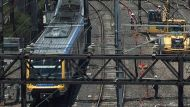 Timelapse: Track work on the City Loop (Video Thumbnail)