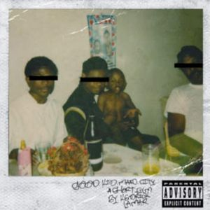 Kendrick Lamar - <i>Good Kid M.A.A.D City</i>.