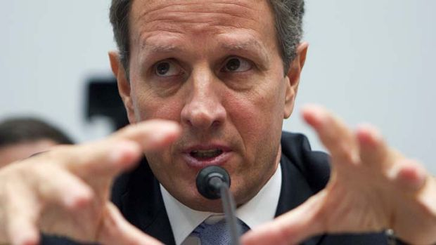 Extraordinary measures ... US Treasury Secretary Timothy Geithner may postpone a US default on its loans obligations.