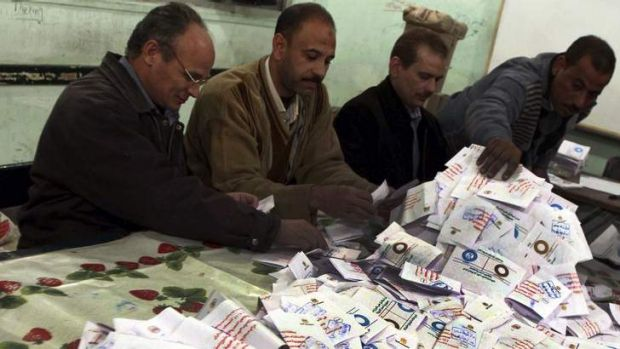 Egypt saw its first free elections in its modern history.