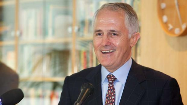 Malcolm Turnbull ... says Labor will turn to Kevin Rudd.
