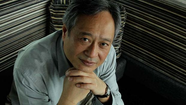 Director Ang Lee, in Sydney to promote his new film <i>Life of Pi.</i>