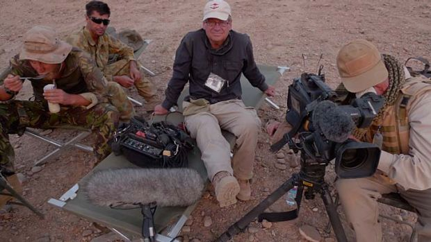 Forces to reckon with ... Chris Masters draws on his trips to report on Australians fighting in Afghanistan.