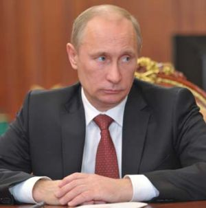 """""""Unfair, unprofessional and dangerous"""": Russia's President Vladimir Putin has slammed the proposed levy."""