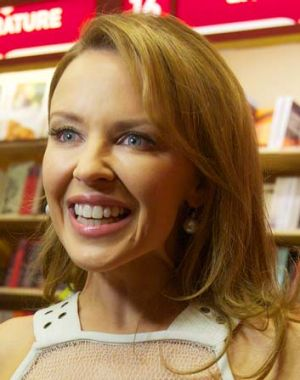 Mistress of Ceremonies ... Kylie Minogue.