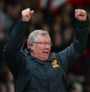 Alex Ferguson ... launched a withering attack on Newcastle's manager Alan Pardew.