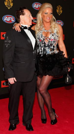 Geoffrey Edelsten and Brynne Edelsten. Victorian Supreme Court Justice David Beach criticised businessman Edelsten as an ...
