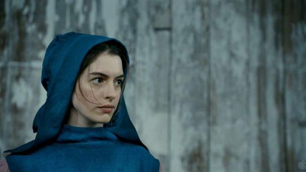 In <i>Les Mis</i>, female characters, such as Anne Hathaway's Fantine, are there only for the men to save, pity or forget.