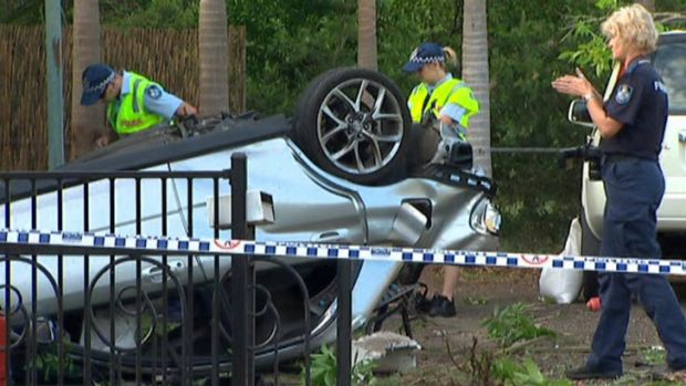 Police investigate the cause of the fatal crash that left two people dead and one person seriously injured.