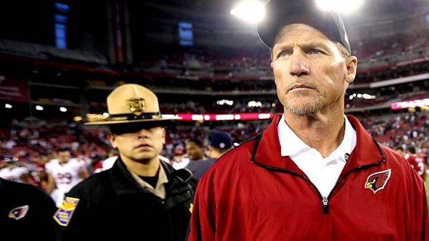 Arizona Cardinals fired Ken Whisenhunt after six seasons. Wisenhunt took the Cardinals to the Super Bowl in 2008.