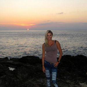 Denni North, 33, originally from Deception Bay, north of Brisbane, was employed by the hip waterfront Bali beach club Cocoon.