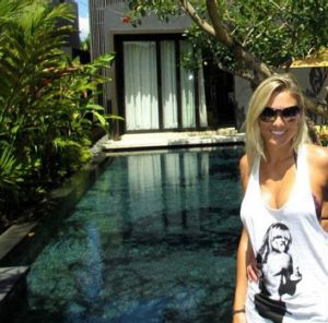 Police are investigating the death of Denni North in Bali.