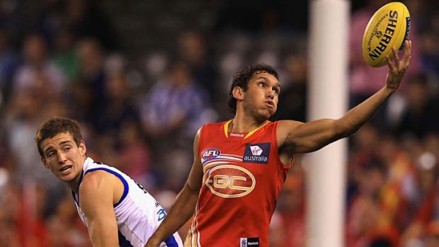 Gold Coast's Harley Bennell played every game last season.