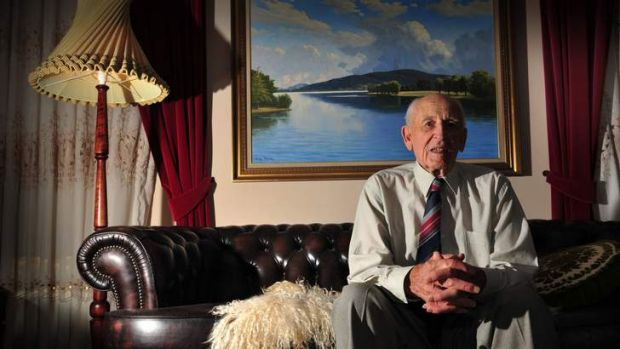 Jimmy Rochford of Hall will turn 100 in 2013 and has lived in the Canberra area all his life. He will qualify for a ...