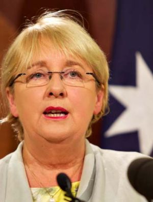 Disappeared ... Families MinisterJenny Macklin's comment that she could live on the dole has been omitted from the ...