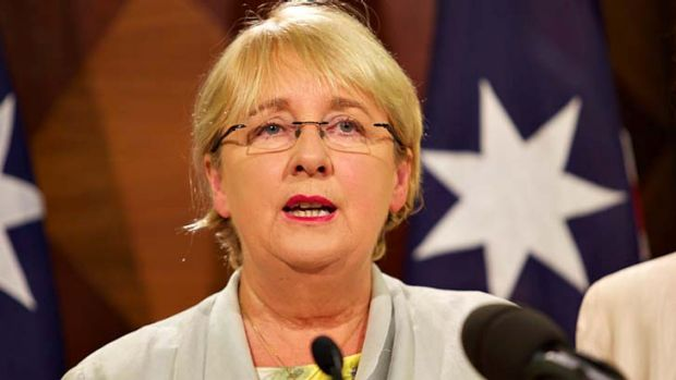 Claims she could live on $35 a day ... the Minister for Families, Housing, Community Services and Indigenous Affairs, ...