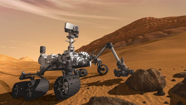 NASA is hoping the Curiosity rover's drill samples will provide clues as to whether Mars is, or was, habitable.
