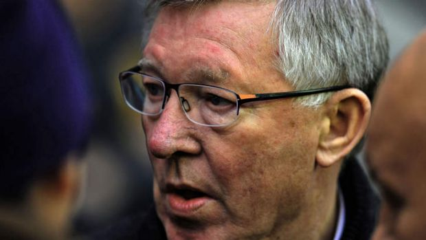 Manchester United's Scottish manager Alex Ferguson says he has no plans to retire.