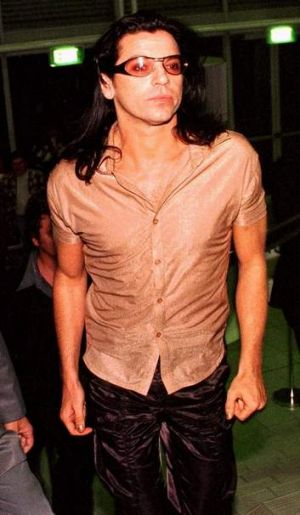 Michael Hutchence ... died in 1997.