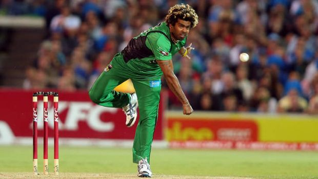 Lasith Malinga of the Stars has proven to be the key bowler of the Big Bash League.
