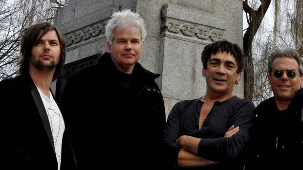 They're certainly old enough now: Dragon return to Perth in May.