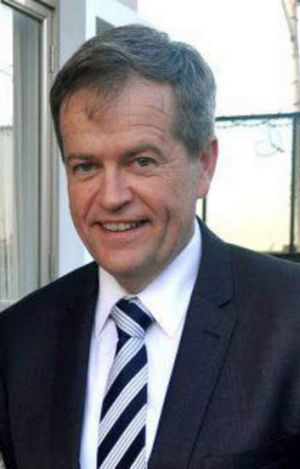 Workplace Relations Minister Bill Shorten.