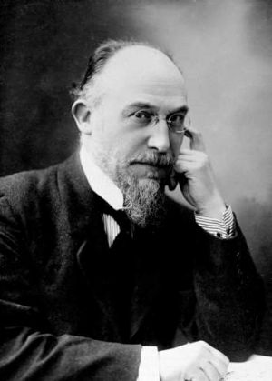 Ahead of his time ... Erik Satie's work influenced styles including ambient music and trip-hop.