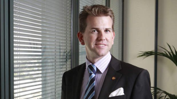 Queensland Attorney-General Jarrod Bleijie is looking to New York for inspiration for political donation reform.