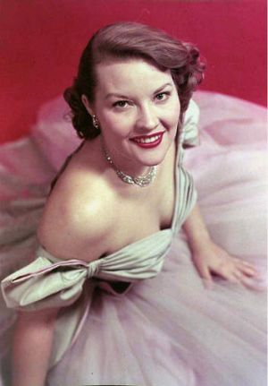 Patti Page: ''Things snowballed.''
