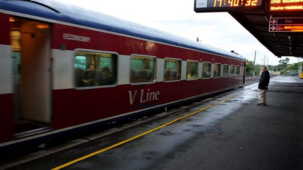 Off-peak fares for V/Line services will eventually disappear for good.