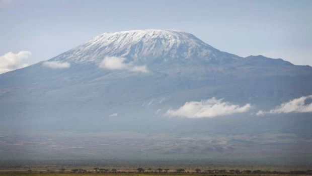 "Mount Kilimanjaro ... lightning strikes are ""rare""."