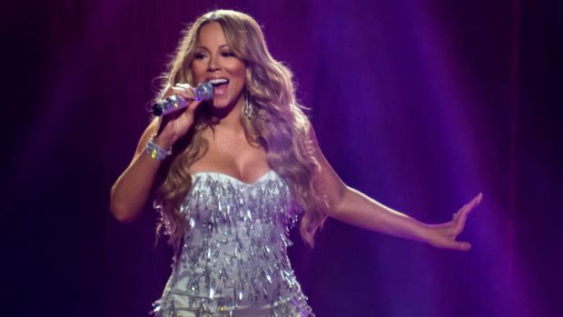 Mariah Carey at Allphones Arena, 3rd of January 2013