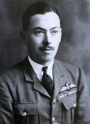George Daly who later became Air Vice Marshal.