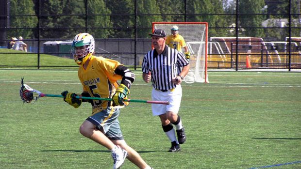 Liam Davies, who has represented his country in lacrosse, has been described as a fun loving and active.