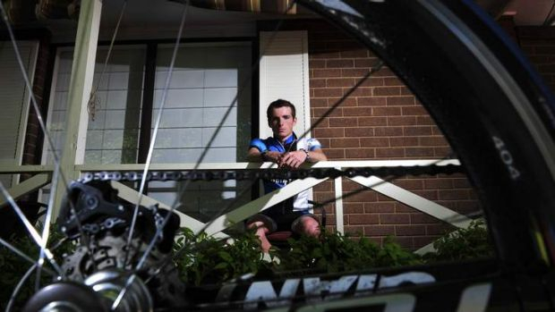 Triathlete Brayden Clews-Proctor made a comeback after a bad accident to race in the nationals.